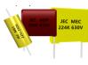 聚乙酯薄膜電容器|MEC (CL23) series , MEF (CL21) series  MEM (CL21X) series , MTE (CL21S) series  MEA /T (CL20/19) series